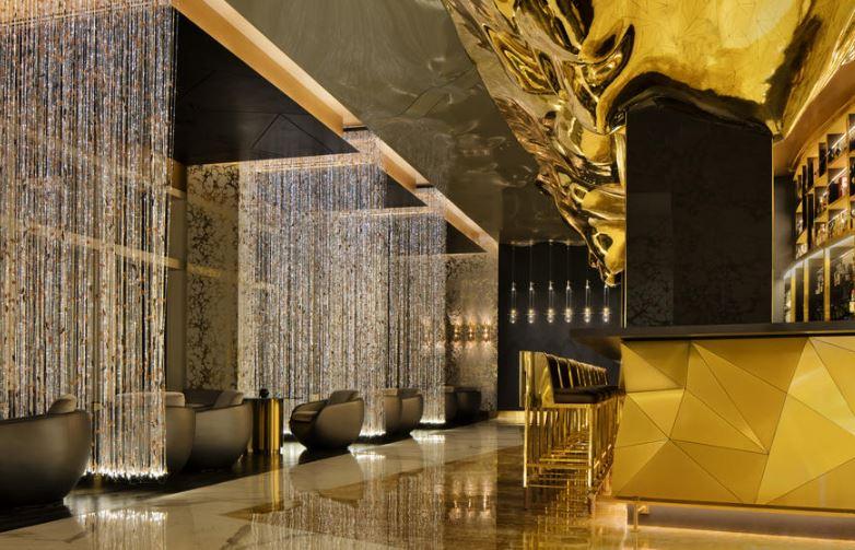 Ресторан Gold On 27