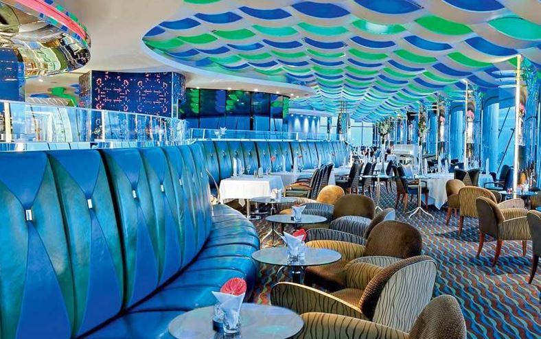 SkyView Bar в Burj al Arab