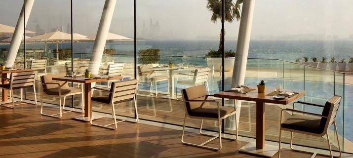 Ресторан Bab Al Yam («Ворота моря»)