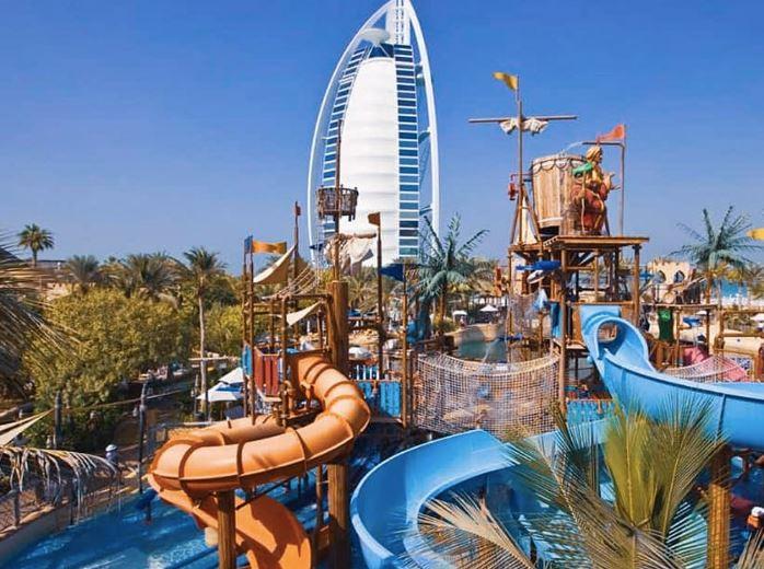 Wild Wadi Water Park в Дубае