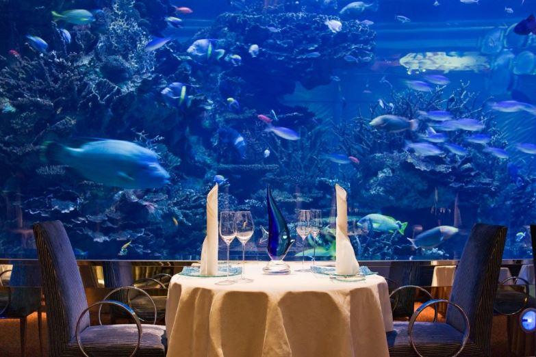 "Ресторан Al Mahara (""Устрица"")"